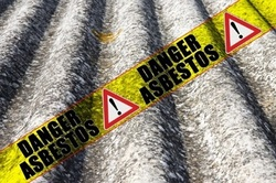 asbestos garage roof removal